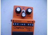Boss DS-1 Distortion - Seeing Red - Modded by Triton-13