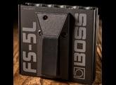 Boss FS-5L Footswitch (Latch) (76427)