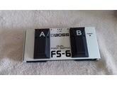Boss FS-6 Dual Footswitch (64963)