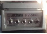 Boss FV-500L Foot Volume