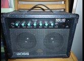Boss MG-10 Guitar Amplifier
