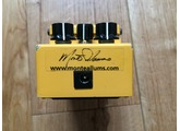 Boss OD-3 OverDrive - Modded by Monte Allums