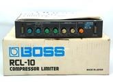 Boss RCL-10 Compressor Limiter