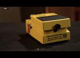Boss SD-1 SUPER OverDrive - Tubescreamer on steroids mod