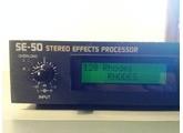 Boss SE-50 Stereo Effects Processor