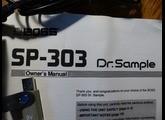 Boss SP-303 Dr. Sample