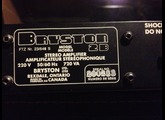 Bryston 2B STEREO AMPLIFIER