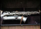 Buescher True tone C Melody silver