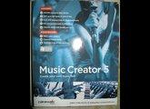 Cakewalk Music Creator 5