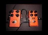 Caline CP-18 Orange Burst