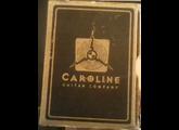Caroline Guitar Company Météore