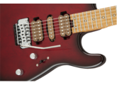 Charvel Limited Edition Guthrie Govan Signature Britannica Red