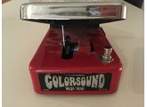ColorSound wah wah reissue