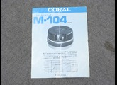 Coral M-104