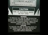 Crest Audio 6001