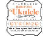 D'Addario Hawaian Traditional Ukulele Strings