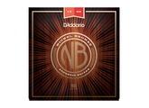 D'Addario Nickel Bronze Acoustic Guitar