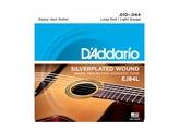 D'Addario Silverplated Wound Gypsy Jazz Guitar