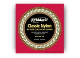 D'Addario Student Classics Silverplated Wound