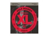 D'Addario XL Half Rounds Bass Strings