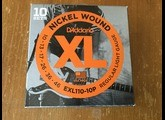 D'Addario XL Nickel Wound Electric