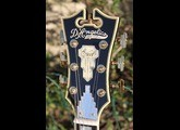 D'angelico EX-DC Stairstep Tailpiece