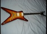 Dean Guitars ML USA Lost 100 Brasiliaburst