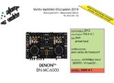 Denon DJ DN-MC6000
