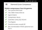 Diamond Pedals Compressor