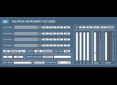 Digital Brain Instruments Multiplex Vocoder