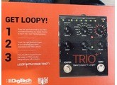DigiTech Trio+ Band Creator + Looper (54288)