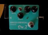 Dr.J D50 Green Crystal Overdrive