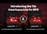 Drumdrops 1970s Hayman Vibrasonic Kit for BFD