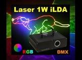 Dune Lighting Laser Power RGB
