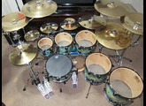 DW Drums 40th Anniversary Tamo Ash Exotic Collector's Series