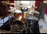 DW Drums DW finish ply collector series