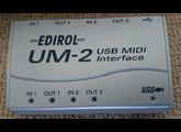 Edirol UM-2E