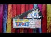 Editors Keys Cubase Dedicated PC Shortcut Keyboard