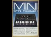 Electro-Harmonix EH-0400 Mini-Synthesizer