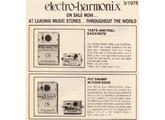 Electro-Harmonix Mole