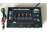 Electroconcept Splitter/isolateur/Booster DMX 4 voies