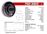 Eminence PSD:2002-8