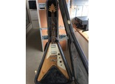"Epiphone '67 ""Black & White"" Flying V"