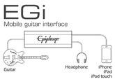 Epiphone EGi Mobile Guitar Interface