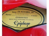 Epiphone Jorma Kaukonen Riviera Deluxe