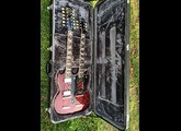 Epiphone Limited Edition 2014 G-1275 Double Neck