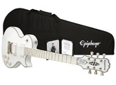 "Epiphone Matt Heafy Ltd. Ed. ""Sn∅fall"" Les Paul Custom 6-String Outfit"