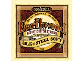 Ernie Ball EarthWood 80/20 Bronze Silk & Steel