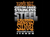 Ernie Ball Stainless Steel Electric Slinky