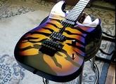 ESP Sunburst Tiger